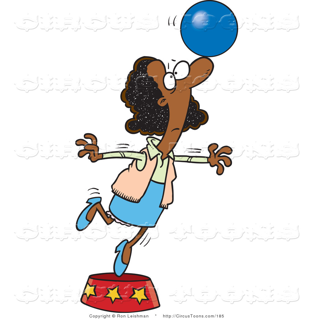 African businesswoman panda free. Balance clipart cartoon