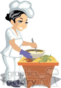 Cynthia fitts cynthiafitts on. African clipart cooking