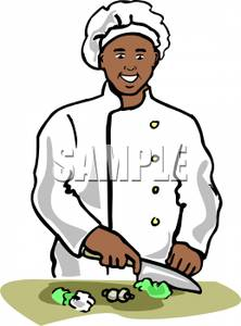 Black woman panda free. African clipart cooking