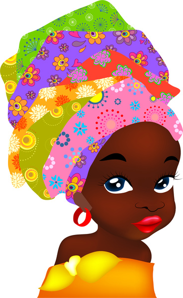 African clipart cultural. Traditional culture free vector