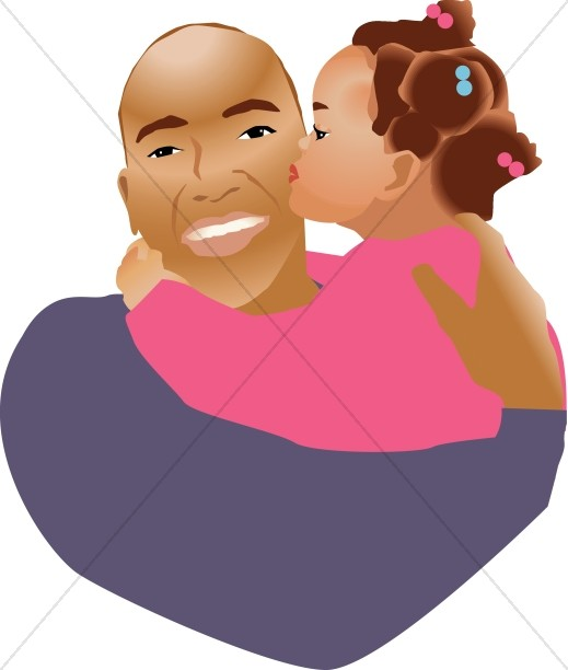 African clipart dad. Father s day images