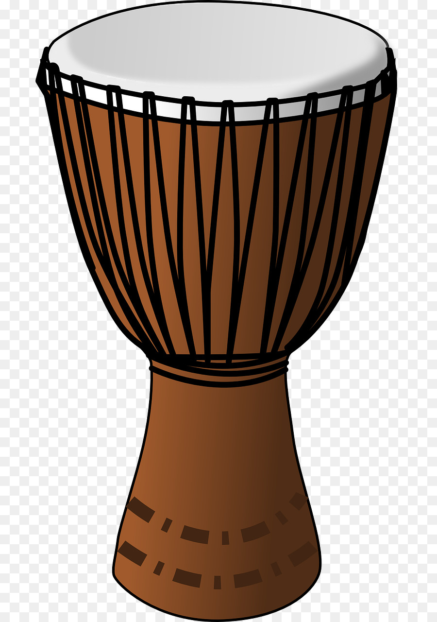 African clipart drum african. Hand cartoon transparent clip