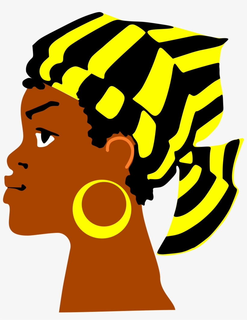 Clip art transparent library. African clipart ethnic