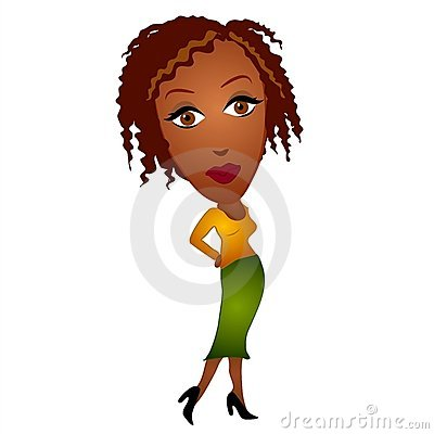 African clipart lady african. American father s day