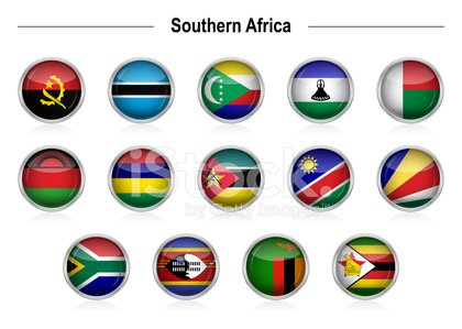 African clipart logo. Flags southern africa premium