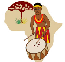 African clipart man african. Search results for clip