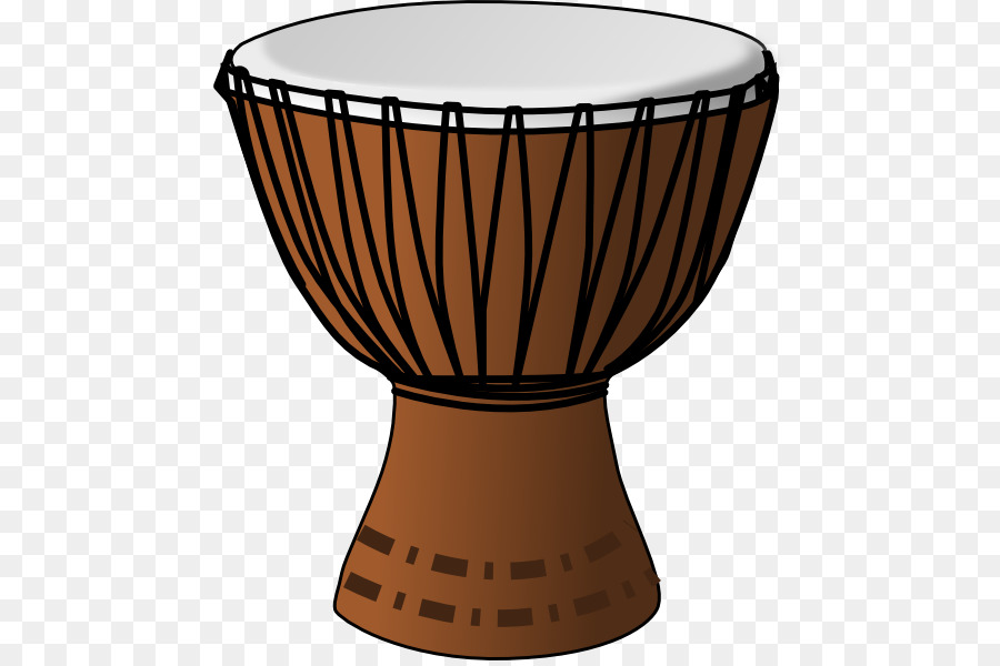 Djembe drum of africa. African clipart music african