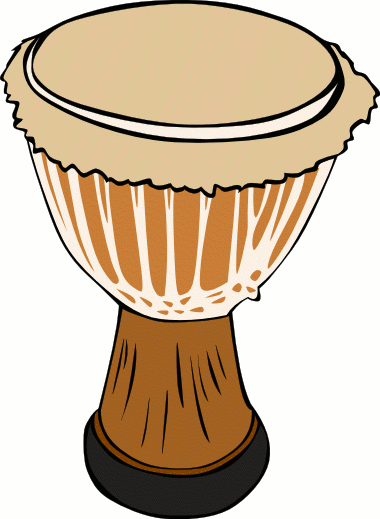 Africa clip art free. African clipart musical instrument