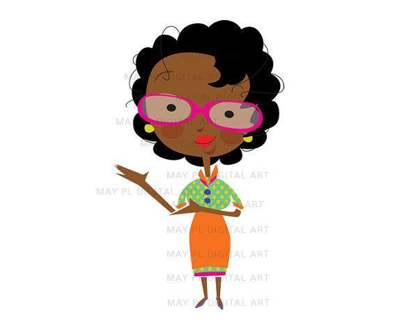 African clipart teacher. Image of clip art