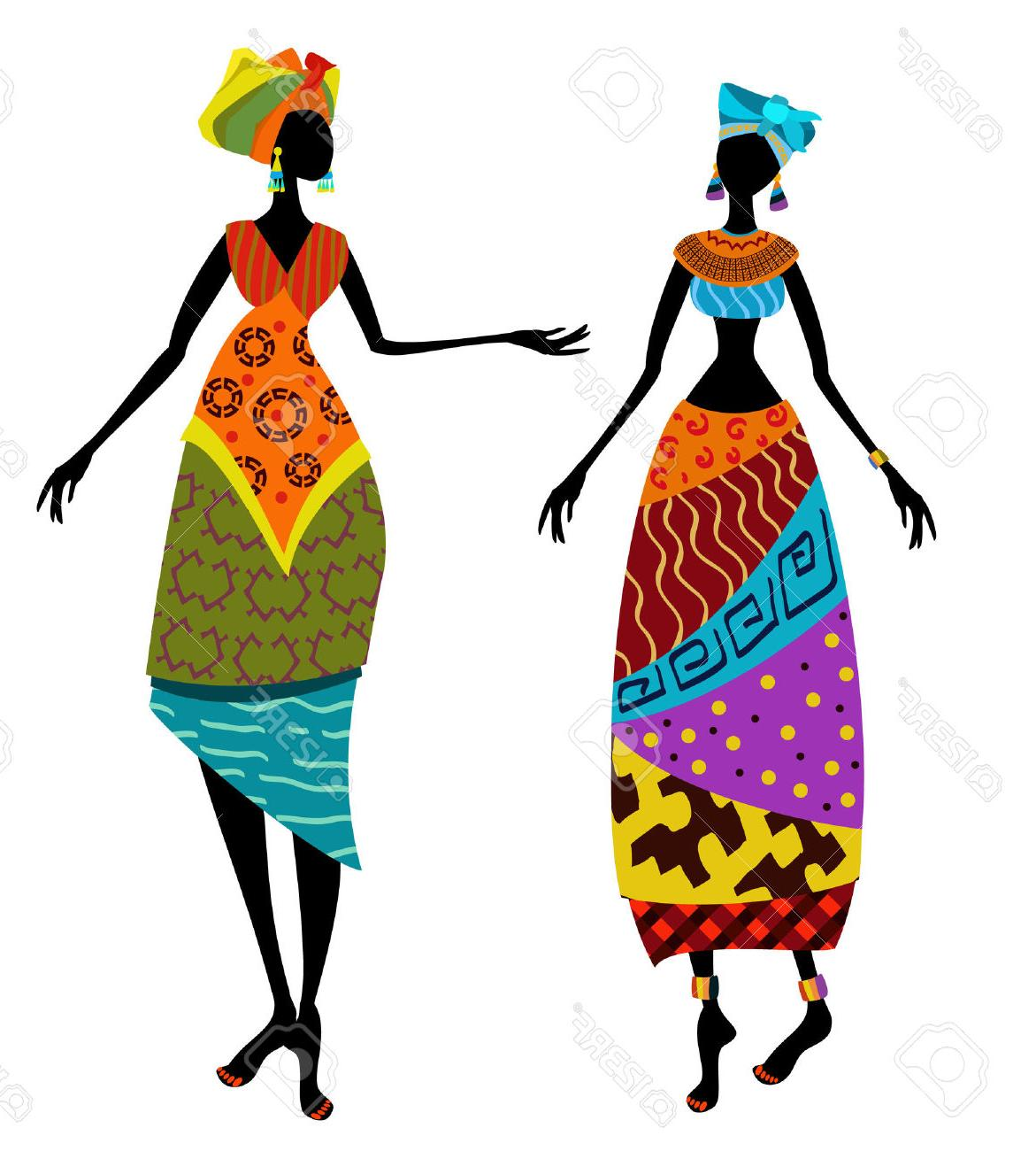 African clipart traditional. Best hd woman design