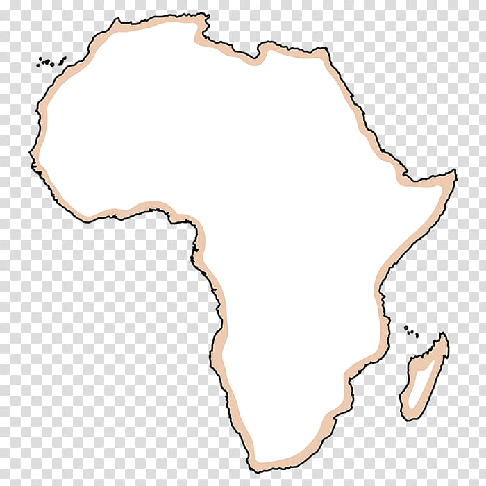 African clipart transparent. Africa continent background png