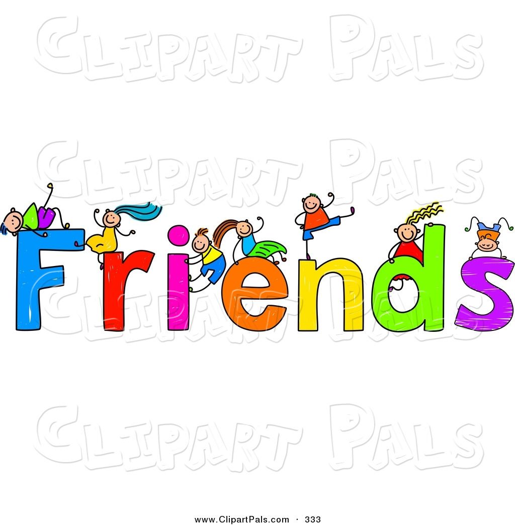 African clipart word. Free friendship clip art