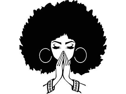 Amazon com yetta quiller. Afro clipart