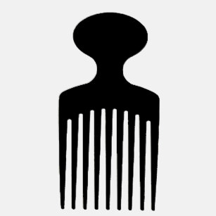 Gifts on zazzle . Afro clipart afro pick