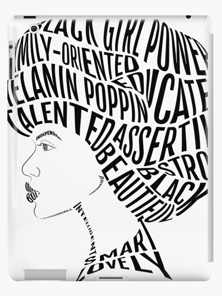 Afro clipart black history.  hair word attributes