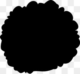 Afro clipart clown hair. Png and psd free