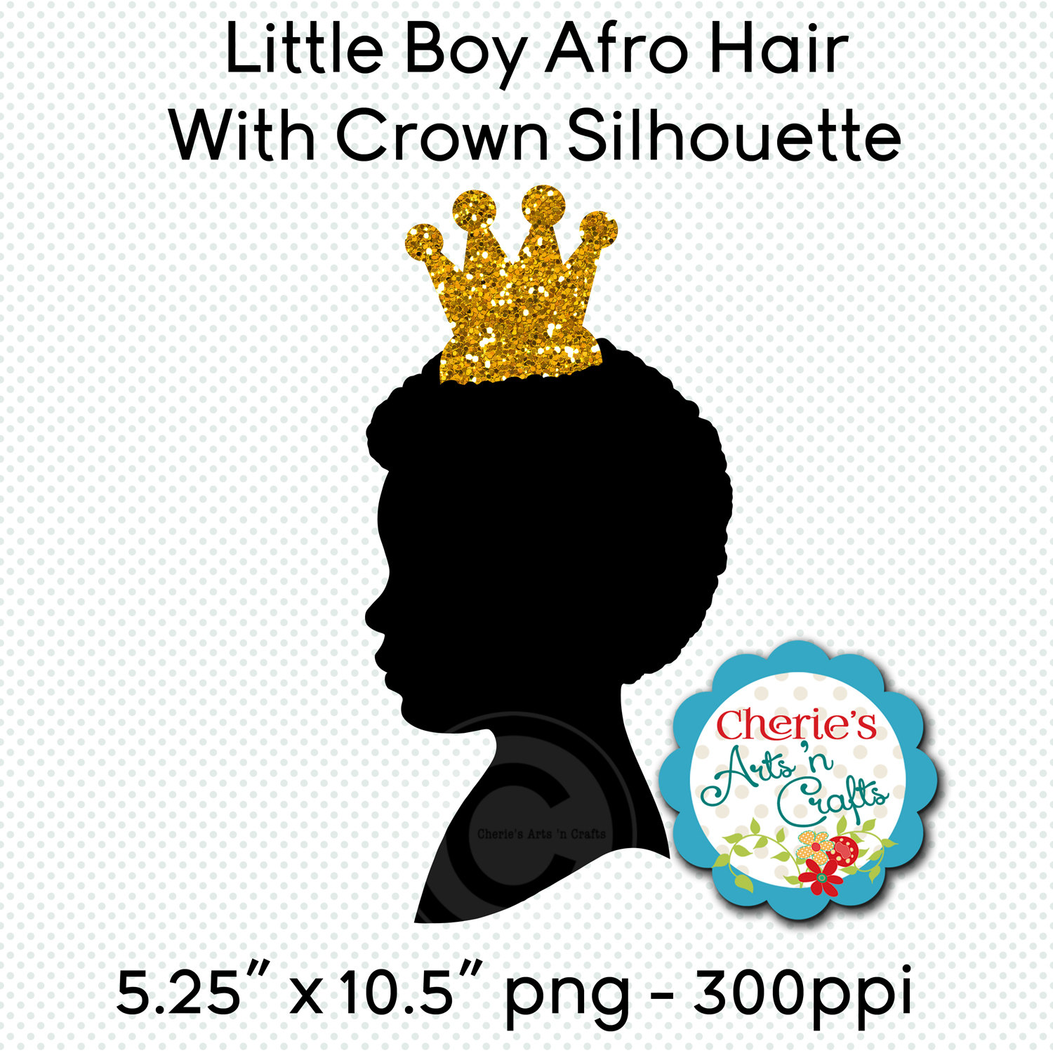 Afro clipart crown silhouette. Little boy hairstyle african