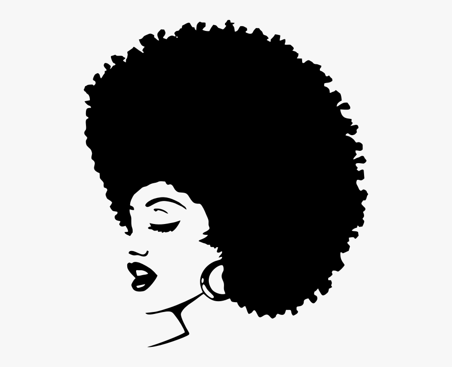 Png black free cliparts. Afro clipart grey hair