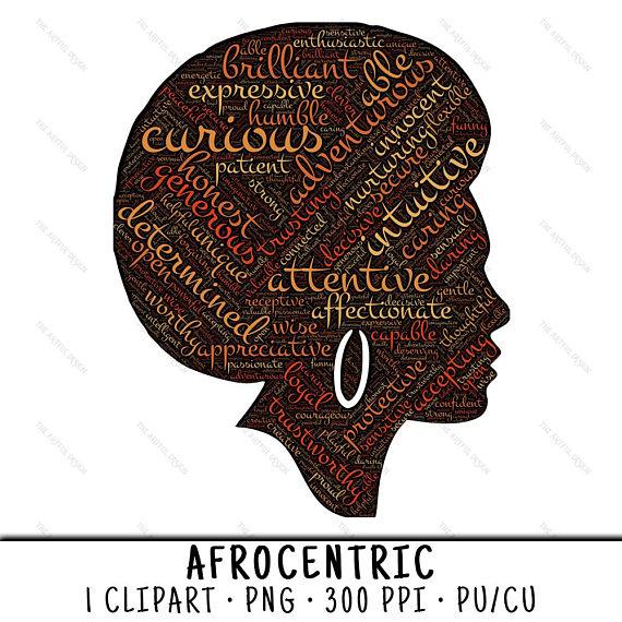 Afro clipart illustration. Clip art png woman