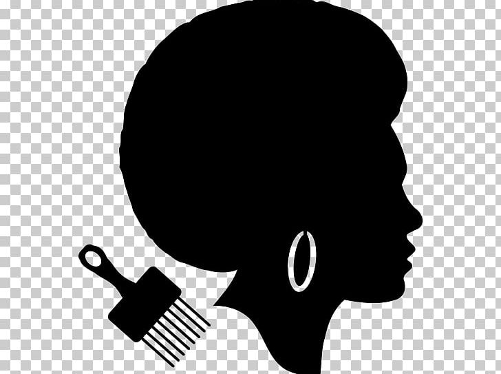 afro clipart male
