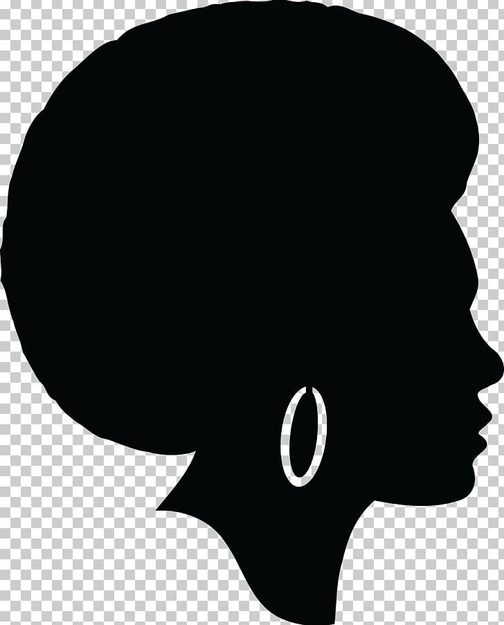 Afro clipart silhouette. Male png african american