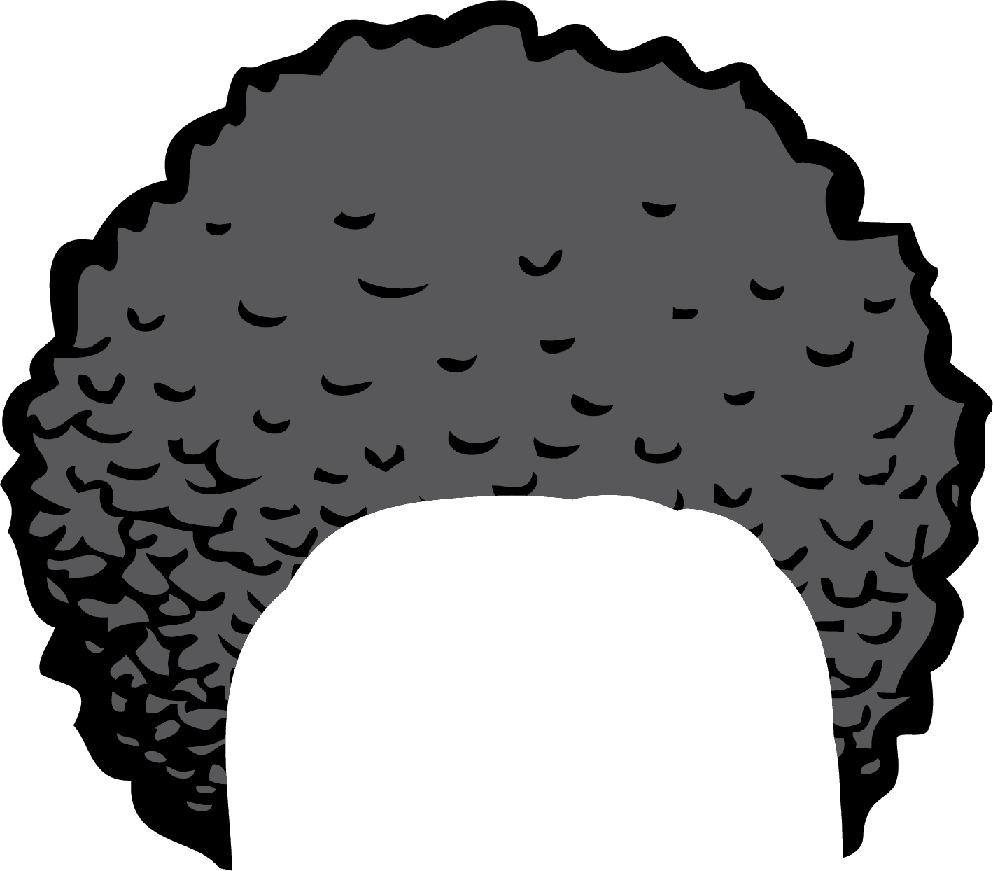 Hair clipart afro. Pic transparentpng download free