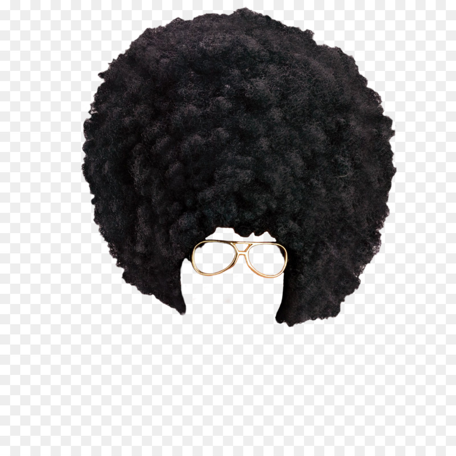 Hair transparency and translucency. Afro clipart transparent