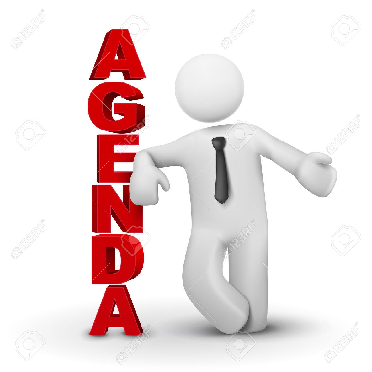 Awesome collection digital b. Agenda clipart