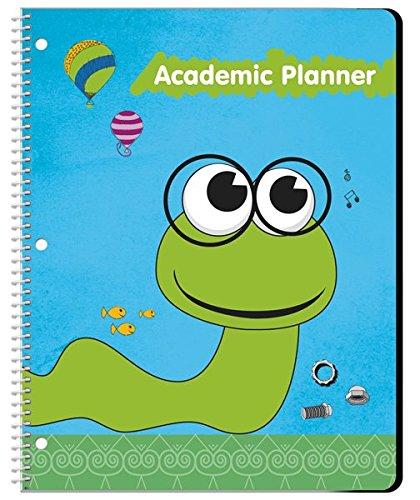 Amazon com undated student. Agenda clipart assignment notebook