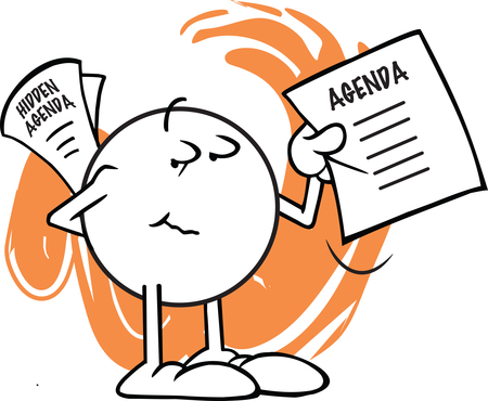 On the planning commission. Agenda clipart board