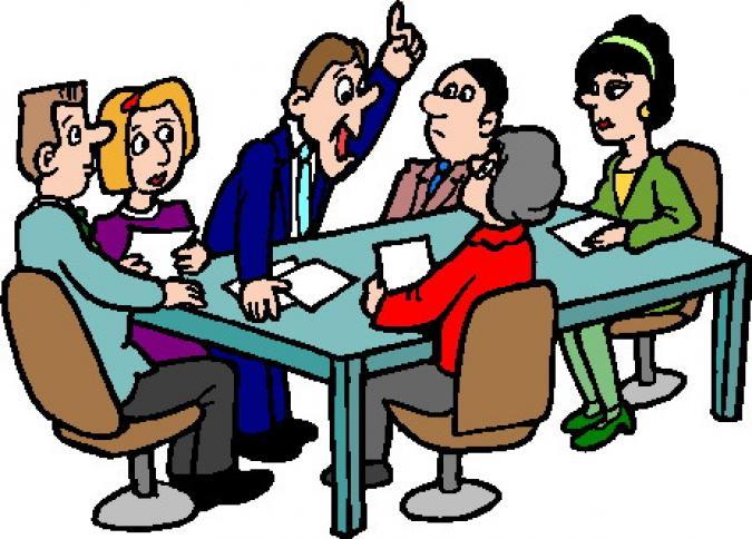 May school committee ralph. Agenda clipart board