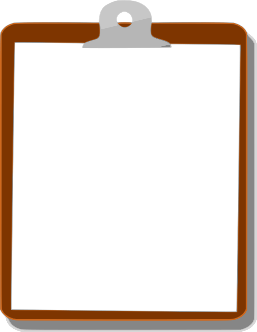 Background after school resources. Paper clipart clipboard