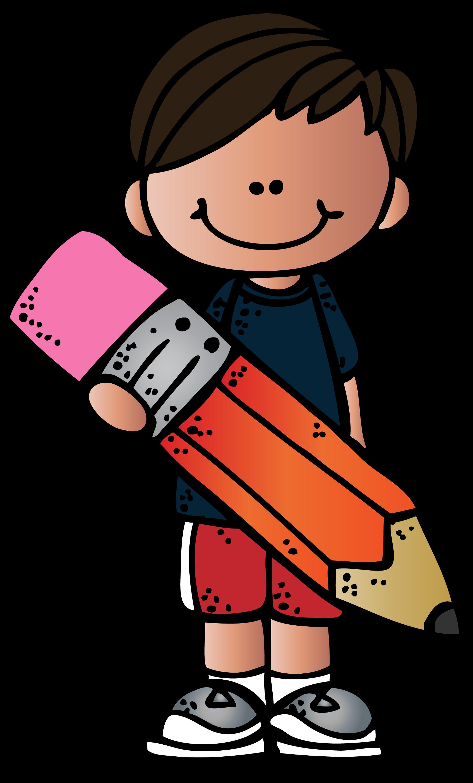Clipart writing boy. Wb c melonheadz illustrating