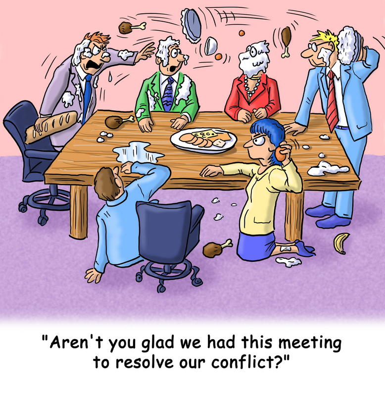 Do your meetings have. Agenda clipart meeting table