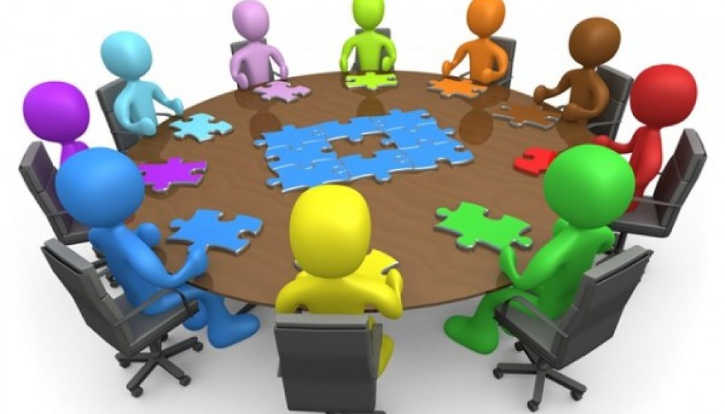 New therapies top epilepsy. Agenda clipart meeting table
