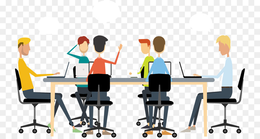 Agenda clipart meeting table. Team building business event