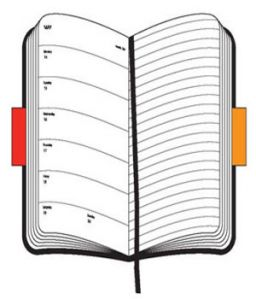 Orange glen high school. Agenda clipart planner