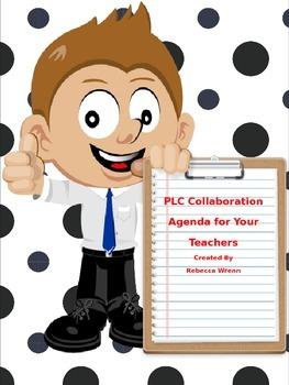 Meeting teaching resources teachers. Agenda clipart research