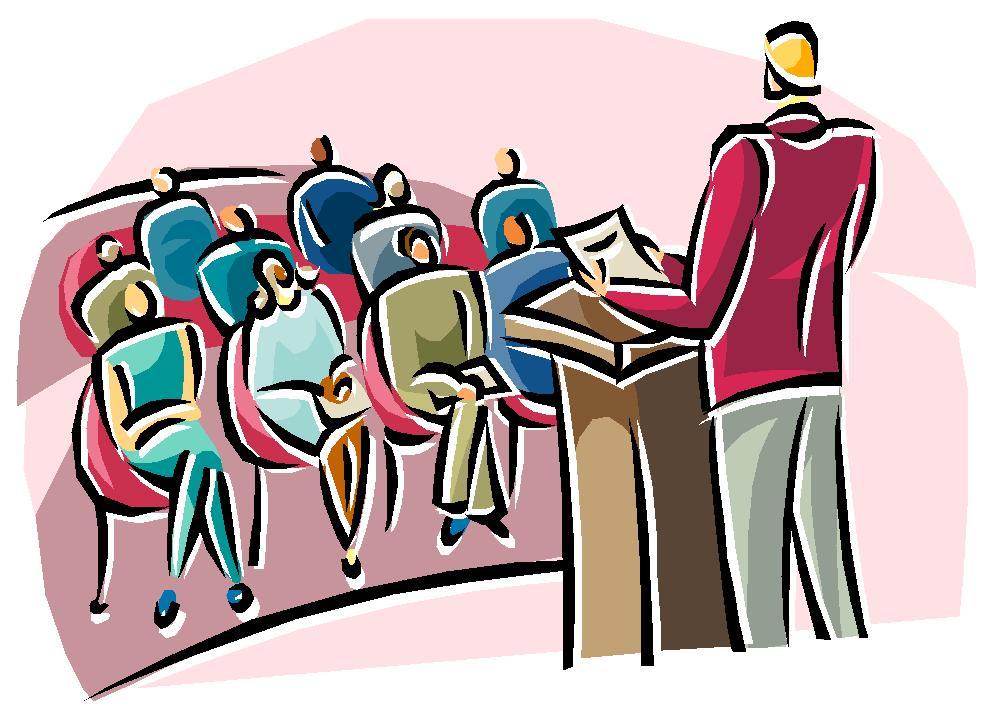 Las ramblas us residents. Agenda clipart resident meeting