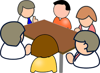 Agenda clipart resident meeting. Hi png planning monday