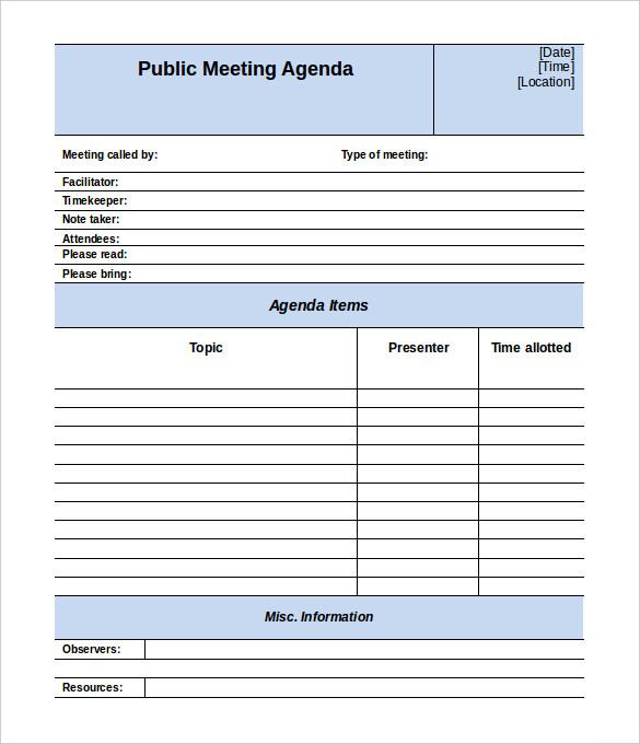 Free incep imagine ex. Agenda clipart written document