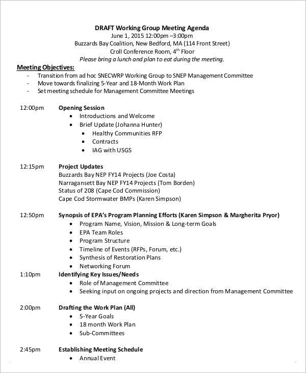 Agenda clipart written document. Work template incep imagine