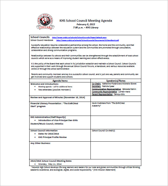 Online free incep imagine. Agenda clipart written document