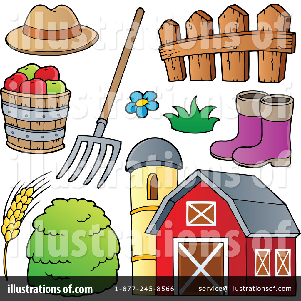 Illustration by visekart royaltyfree. Agriculture clipart