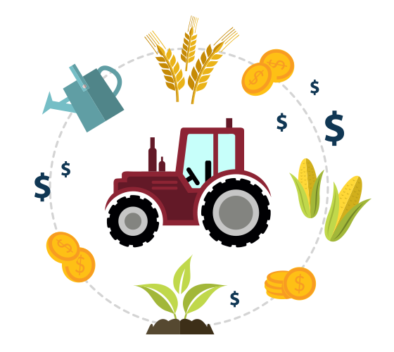 Agriculture clipart agri. Home agribusiness