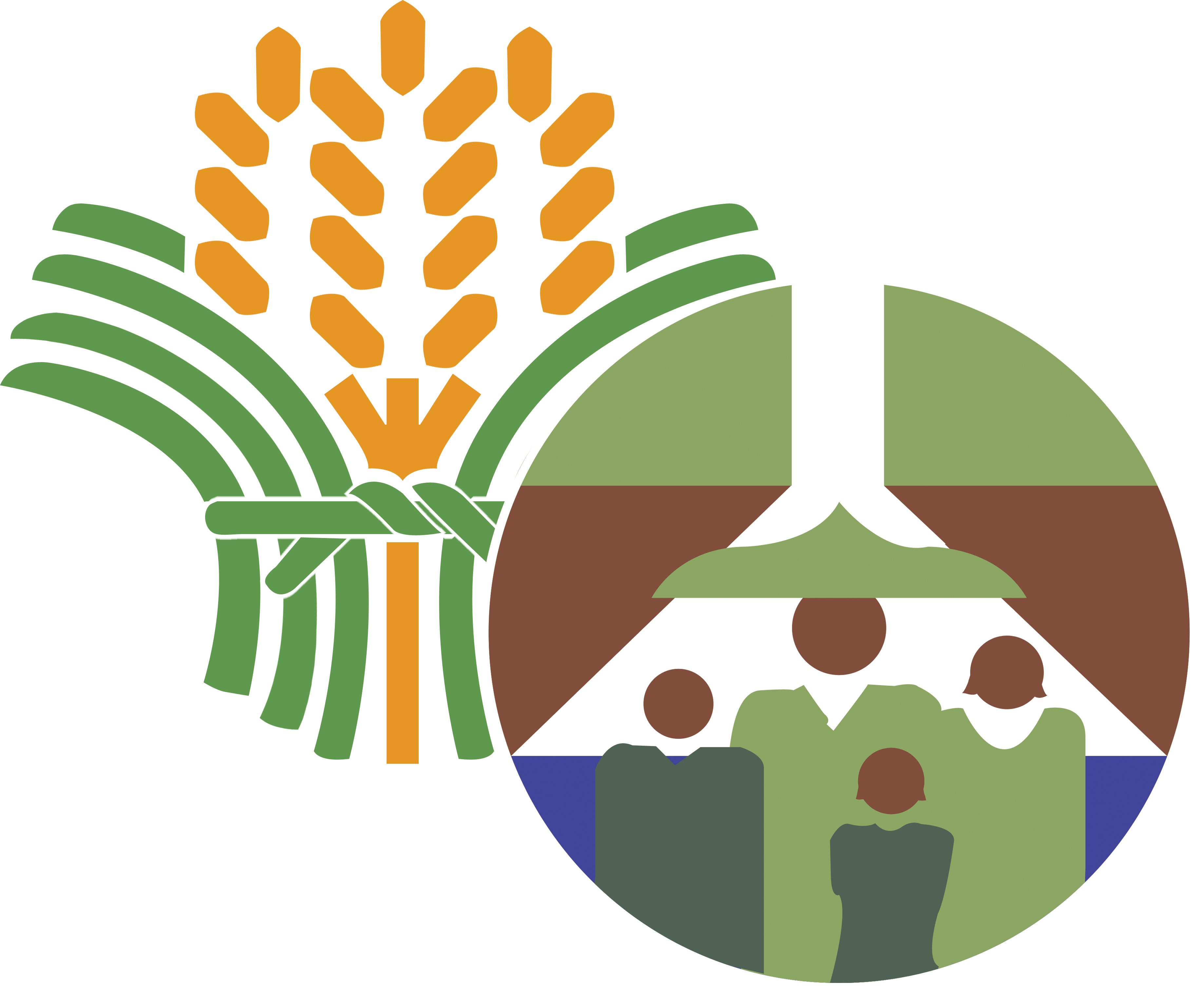 Agriculture clipart agri. Home partner agencies