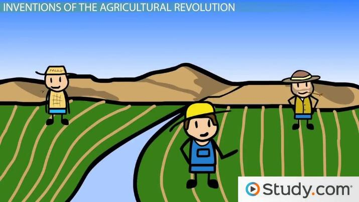 Farming clipart early agriculture. The agricultural revolution impacts