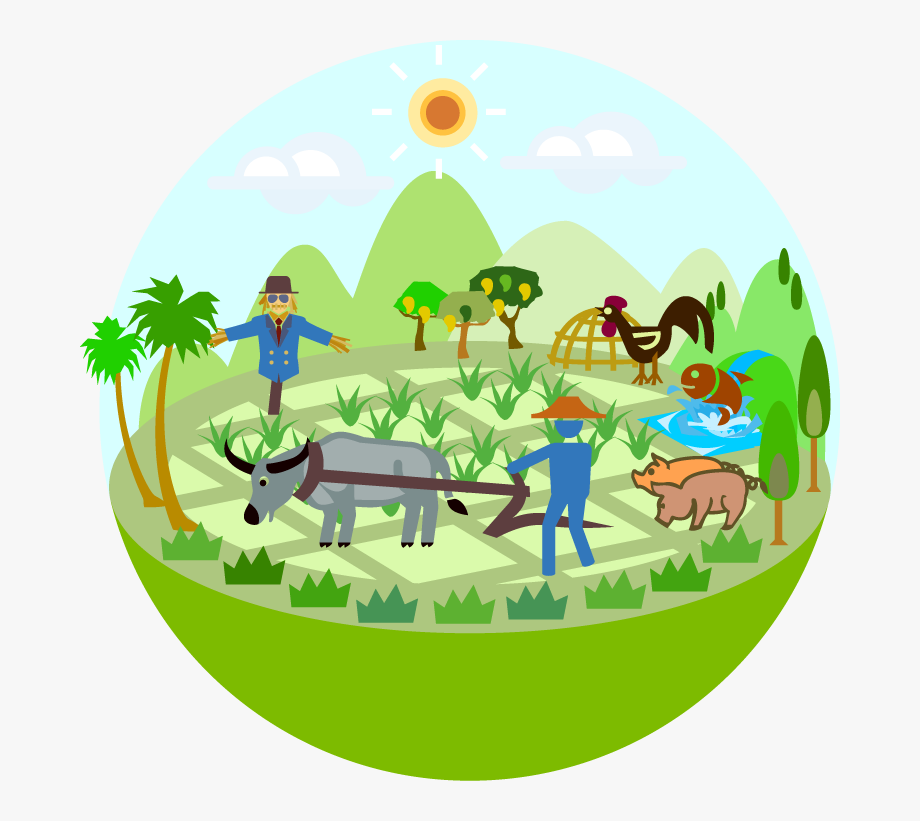 Factory cartoon images of. Agriculture clipart agriculture sector