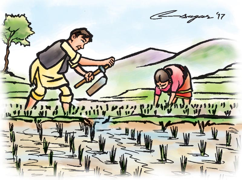 Agriculture clipart agriculture sector. Agricultural local climate impacts