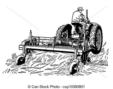 Station. Agriculture clipart black and white